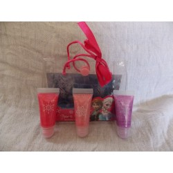 Lot de 3 Gloss Disney La...