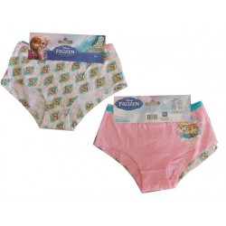 Lot de 2 shorty Elsa et...