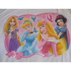 Set de table disney Princesse